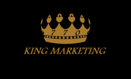 770 king marketing logo